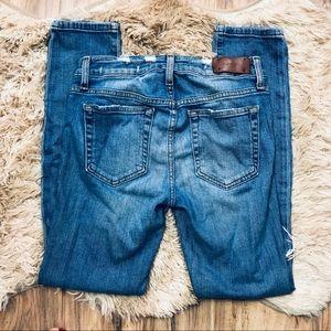 JOE'S JEANS | Skinny Ankle Blue Jeans | W 26